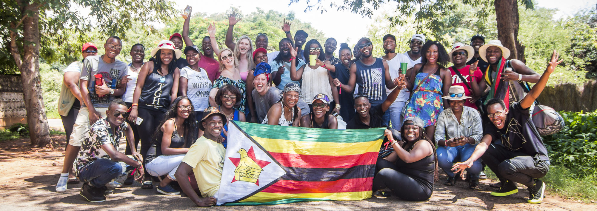 The Vic Falls Party Bus 2018